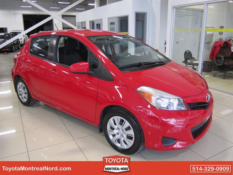 Toyota Yaris 2014 HB LE Gr.Electric #2758 AT