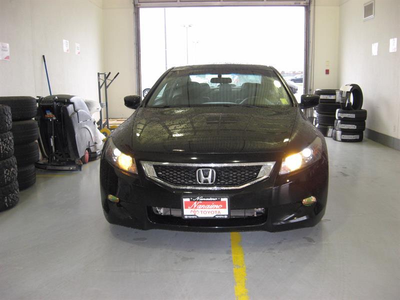 2009 Honda Accord Cpe 2dr V6 Man EX-L #18309BH
