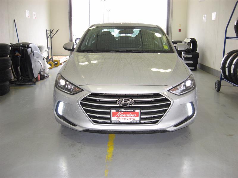 2017 Hyundai Elantra 4dr Sdn GL #18854AR