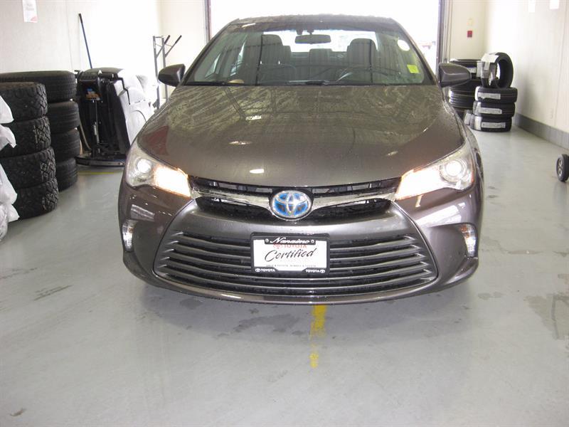 2016 Toyota Camry Hybrid 4dr Sdn #18831AR