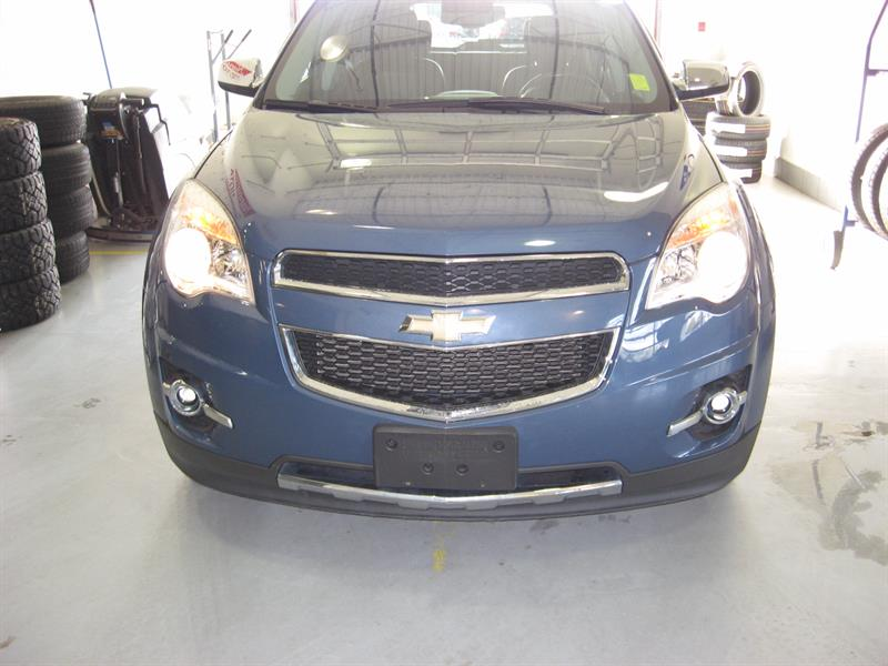 2012 Chevrolet Equinox AWD 4dr 2LT #18525A