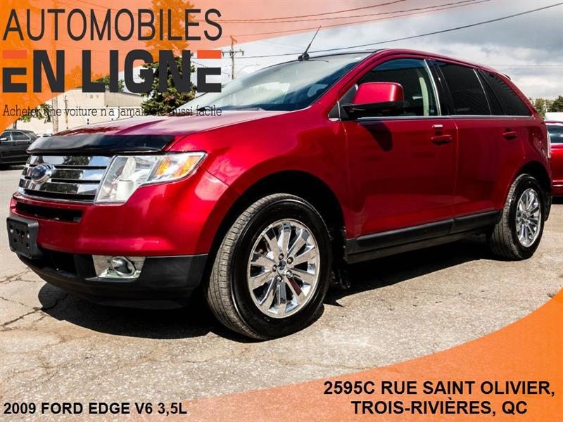 Ford Edge AWD 2009 Limited #10933065