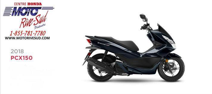 SCOOTER Honda PCX 150 2018