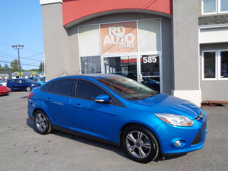 Ford Focus 2014 4dr Sdn SE  ««« 39681 KM »»»  #9206
