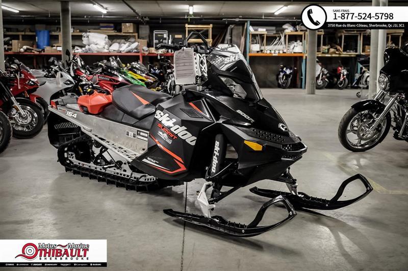 Ski-Doo Summit Sport 800R 2016