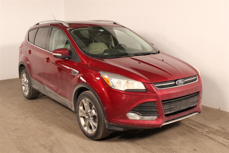 Ford Escape 2014 Titanium ** AWD ** GPS  #71376A