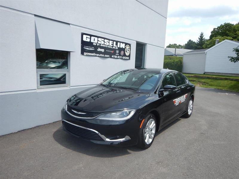 Chrysler 200 2016 Limited #C0150