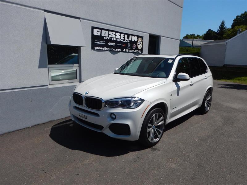 BMW X5 2015 xDrive35d #7920A