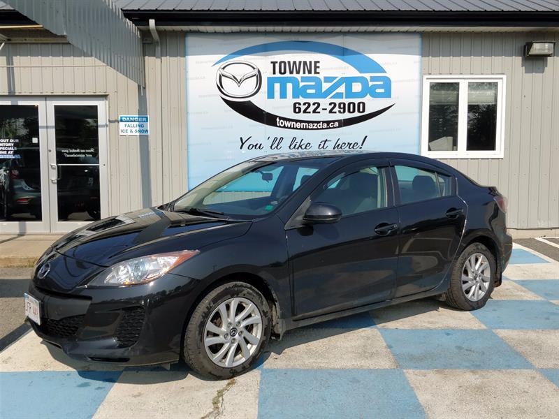 2013 Mazda MAZDA3 4dr Sdn GS-SKY #17351A