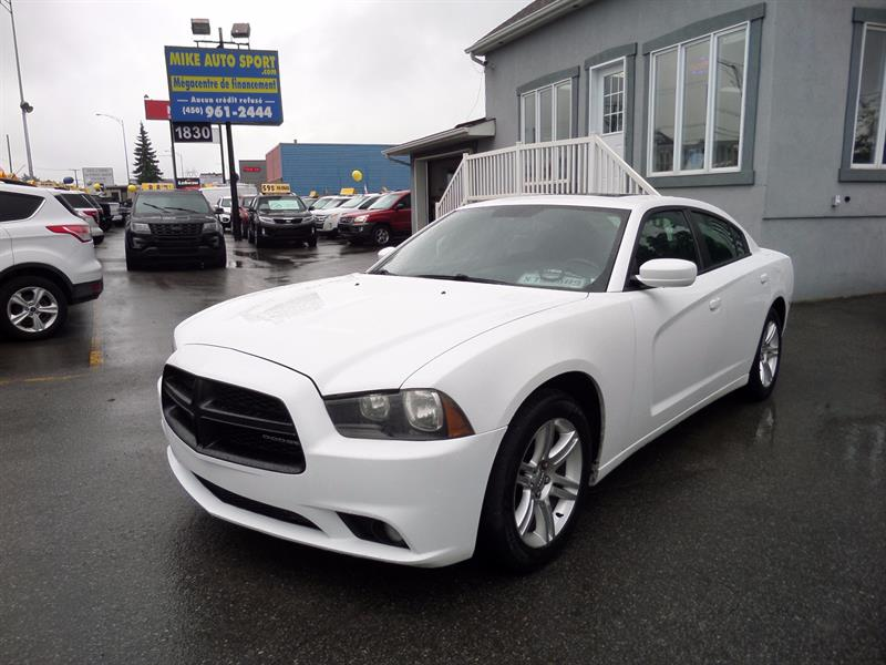 Dodge Charger 2011 4dr Sdn RWD