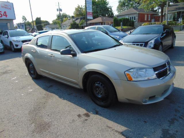 Dodge Avenger 2009 4dr Sdn SXT #A469