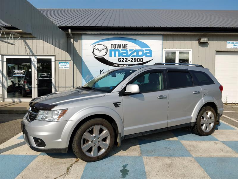 2012 Dodge Journey AWD 4dr R-T #MM759