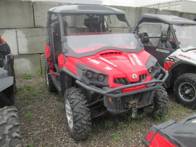 Can-am Commander 1000 2011