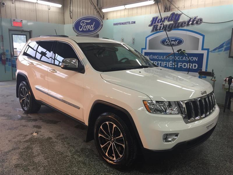 Jeep Grand Cherokee 2012 Laredo E #75605A