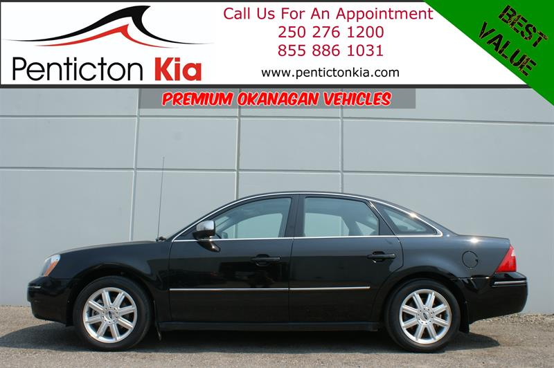 2006 Ford Five Hundred Limited - Navigation, Heated Seats, Power Sunroof #17SP17A