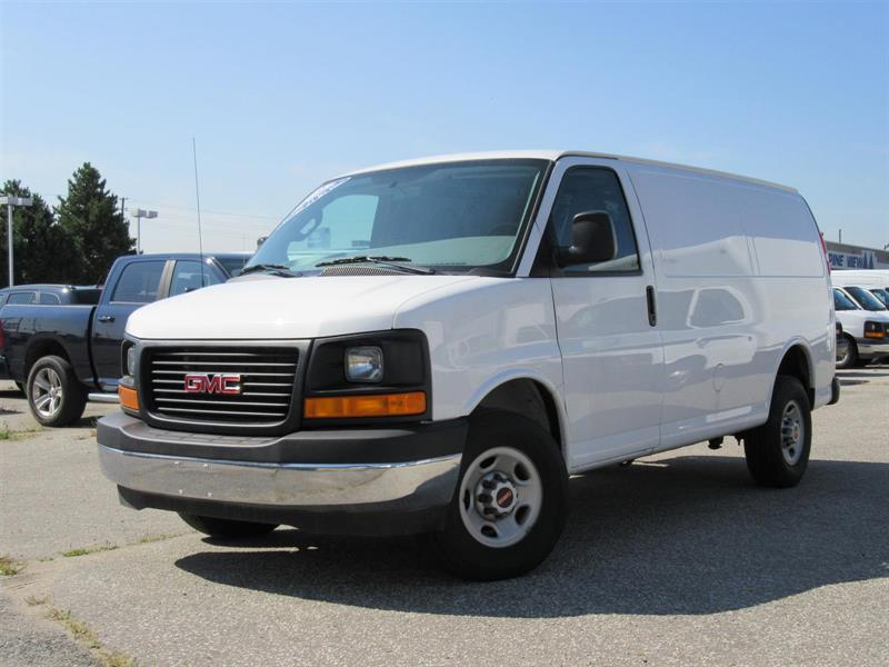 2017 GMC Savana 2500 EXTENDED MODEL #97745