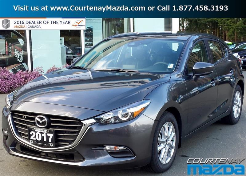 2018 Mazda 3 Sport GS #18MZ34301