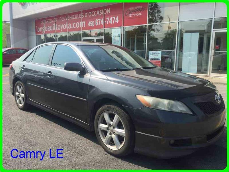 Toyota CAMRY LE 2007 #370732A