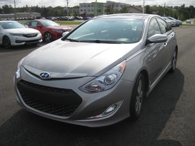 2011 Hyundai Sonata HEV #G726A