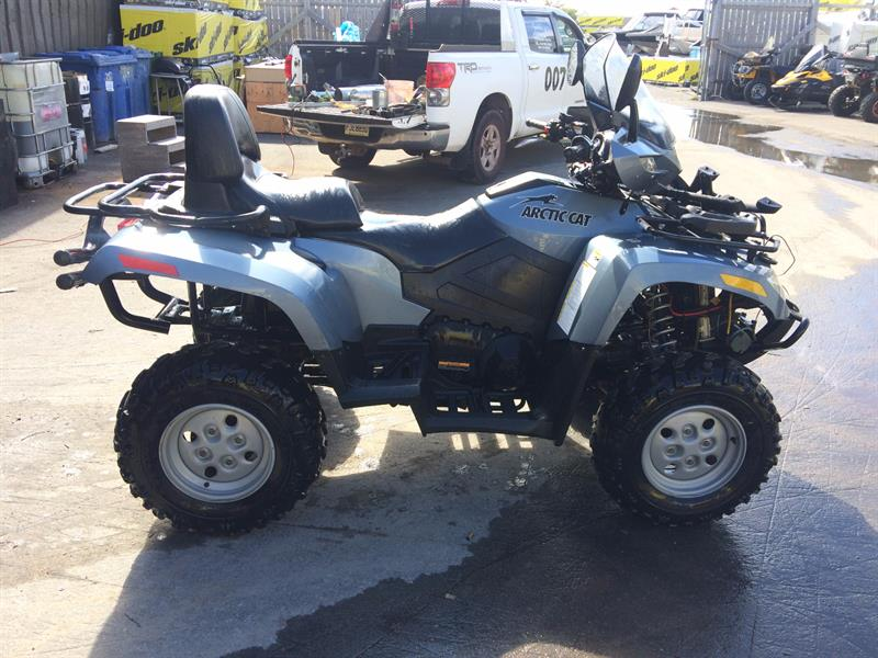 Arctic Cat TRV 550 2009