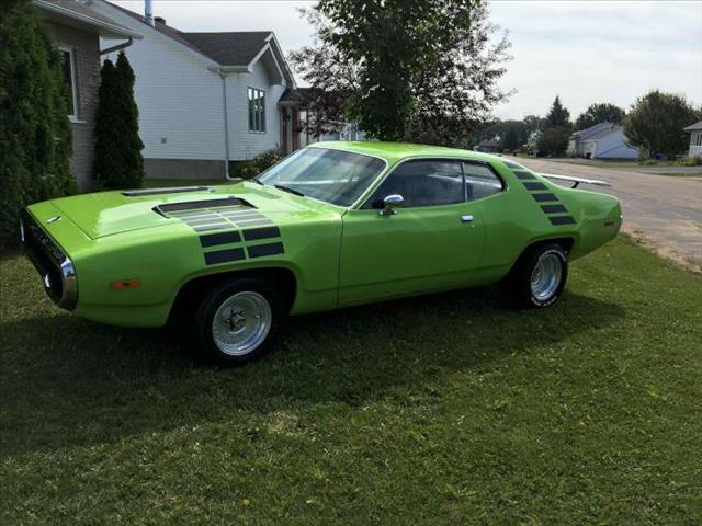 Plymouth Road Runner 1971 ROAD RUNNER 440 #DA009