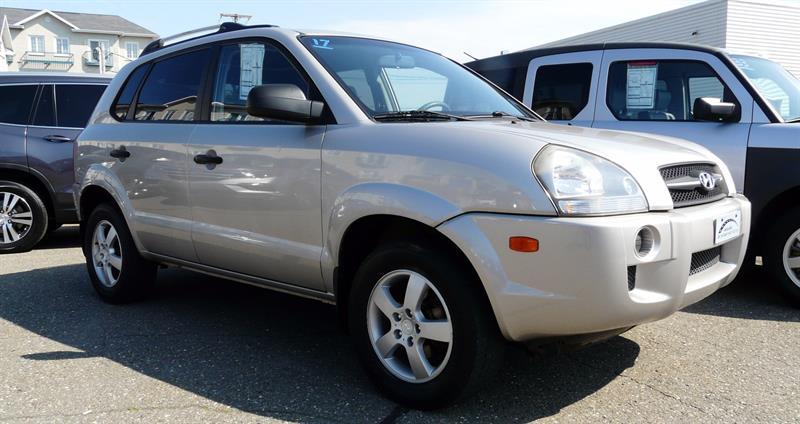 Hyundai Tucson 2005 4dr GL FWD 2.0L #U4880A