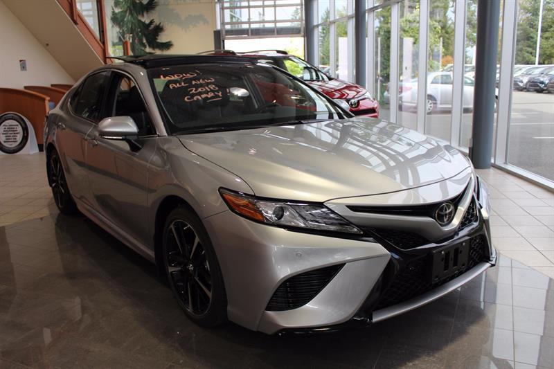 2018 Toyota Camry XSE  #11412