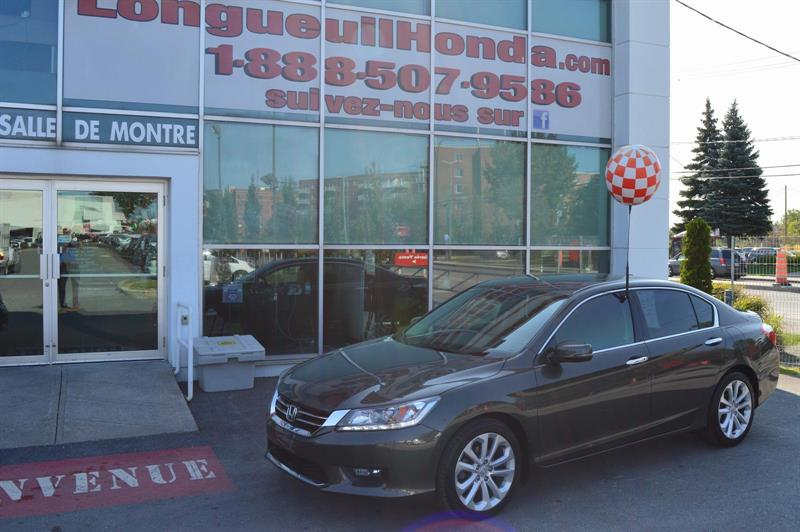 Honda Accord Sedan 2014 Touring #U7826