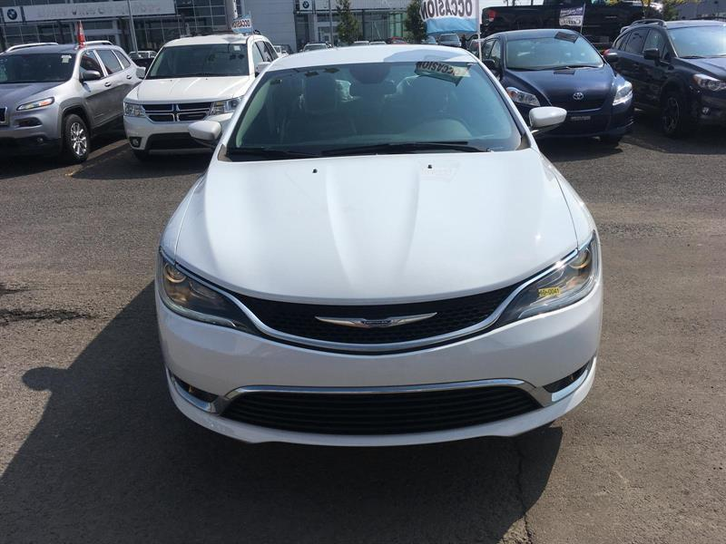 Chrysler 200 2016 LIMITED #H5033A