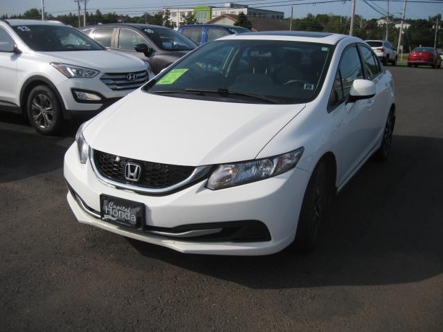 2013 Honda Civic Sedan EX #H121TA