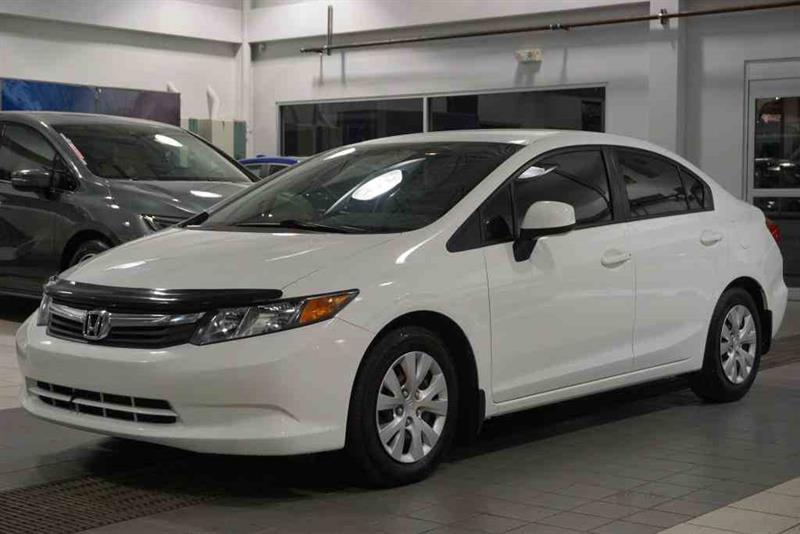 Honda Civic Sedan 2012 LX #17727A