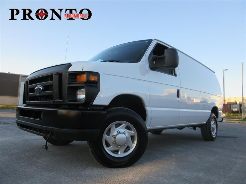 Ford Econoline Cargo Van 2012   ** PROMOTION **   #3451
