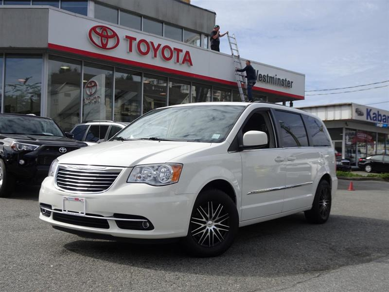 2012 Chrysler Town & Country Touring Package #TN17917A