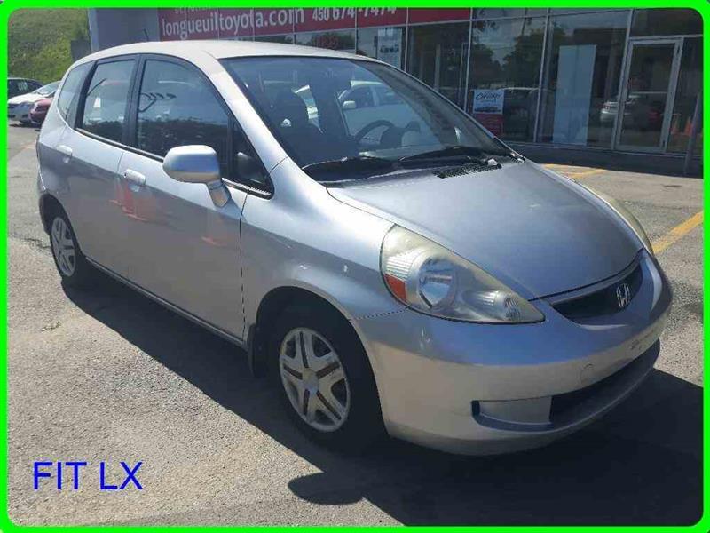 Honda LX 2007 FIT #11459B