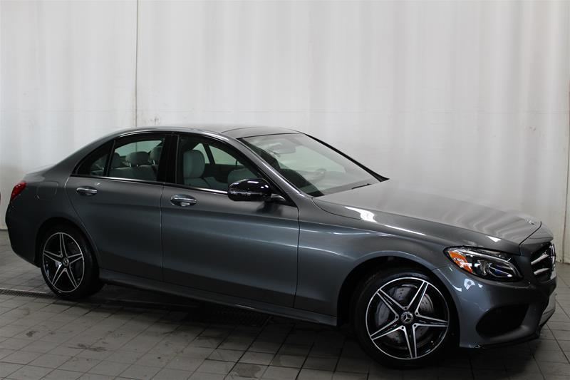 Mercedes-Benz C300 2018 4MATIC Sedan #18-0146
