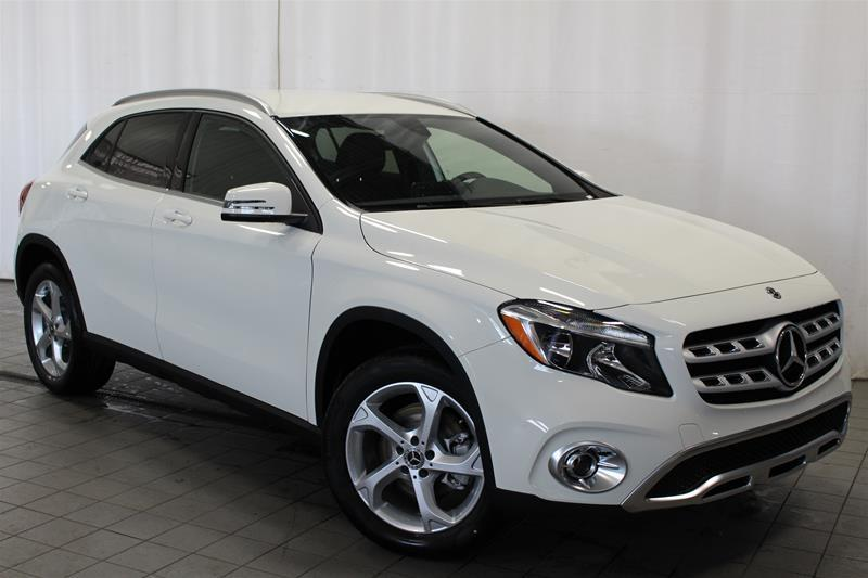 Mercedes-Benz GLA250 2018 4MATIC SUV #18-0147