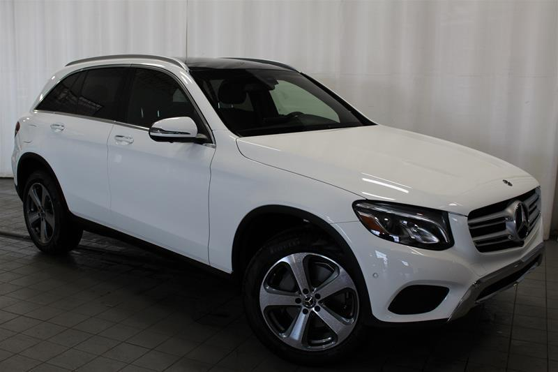 Mercedes-Benz GLC300 2018 4MATIC SUV #18-0149