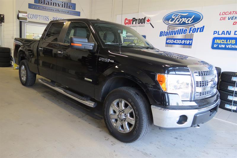 Ford F-150 2013 4WD SuperCrew #170854A