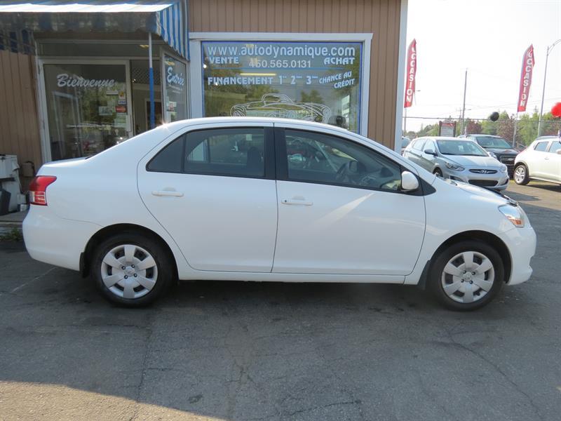 Toyota Yaris 2012 4dr Sdn #3822