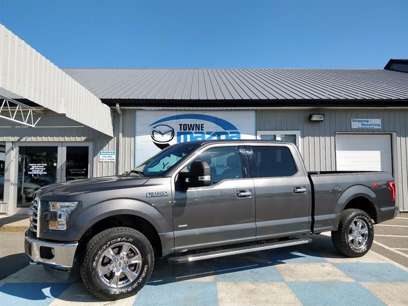 2015 Ford F-150 4WD SuperCrew 157 #C5144B