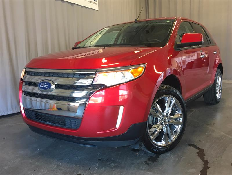 Ford EDGE 2011 4dr SEL FWD #70414a