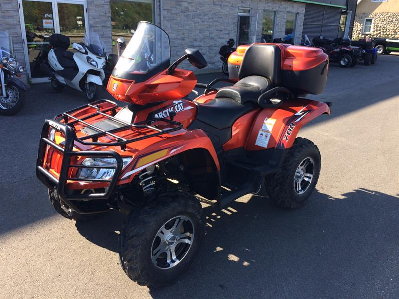 Arctic Cat TRV 700i 2012