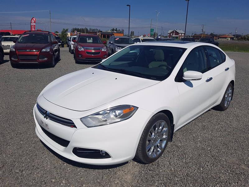 Dodge Dart 2013 4dr Sdn Limited #17225a