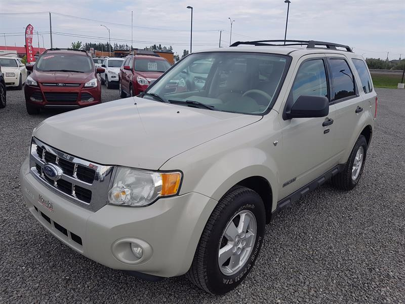 Ford Escape 2008 4WD 4dr V6 XLT #16292a