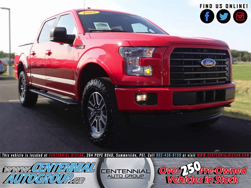2015 Ford F-150 XLT | 5.0L | V8 #S17-243A