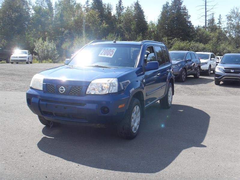 Nissan X-Trail 2005 4dr AWD #H7555A
