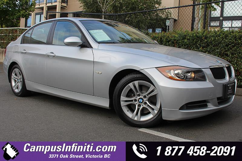 2008 BMW 3 Series w/ SUNROOF &LEATHER #17-Q5004A