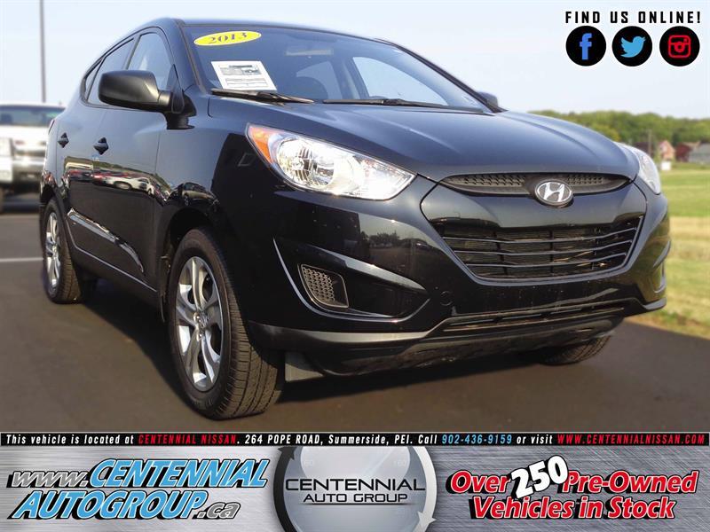 2013 Hyundai Tucson FWD | 2.4L | i4-Cyl | Heated Seats | Bluetooth  #SP17-031