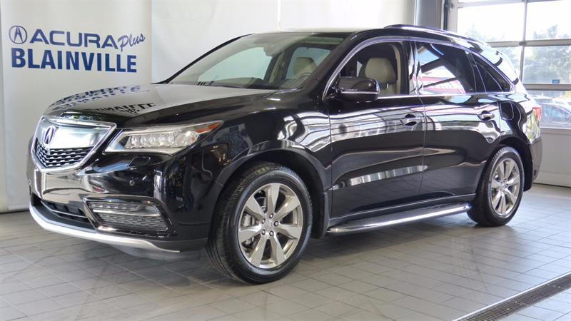 Acura MDX 2014 ELITE ** SH-AWD ** #A77619