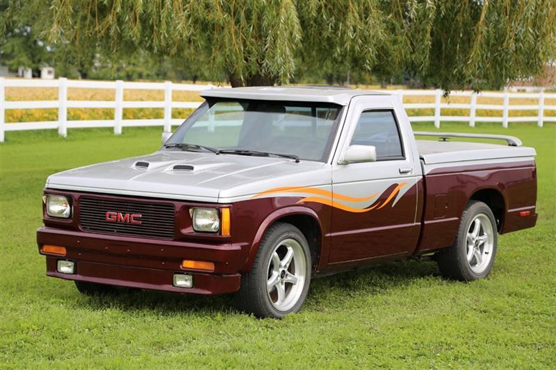 GMC S15 Pickup 1990
